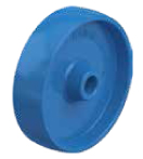 Detectable synthetic wheel for food production画像